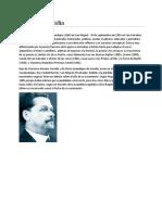 Francisco Gavidia Biografia