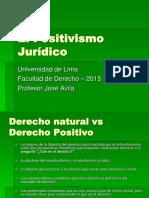 El Positivismo Juridico-ULIMA