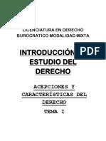 Tema i - Introducción