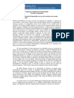 Empresas Familiarmente Responsables Ventaja Competitiva Para Panama