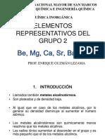 Clase 15 Sem 12 Elementos Representativos Del Grupo 2