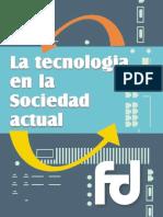 La Tecnologia en La Sociedad Actual