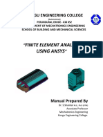 Ansys Manual Libre