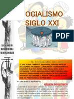 Socialismo Siglo Xxi