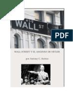Libro Wall Street y El Ascenso de Hitler Antony c Sutton