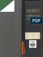 DUBUFFET, J. - El hombre de la calle ante la obra de arte.pdf