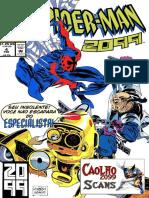 Spider Man 2099 [Homem Aranha] 04