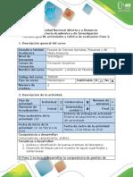 Guía de Actividades y Rúbrica de Evaluación - Paso 2 - Desarrollar Guías Metodológicas Análisis Agua (1)