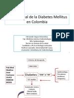 1. Dr. Hernando Vargas Diabetes Estado Actual