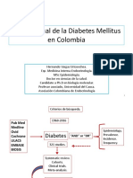 1. Dr. Hernando Vargas Diabetes Estado Actual
