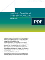 australian-professional-standands-for-teachers-20171006