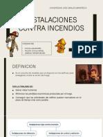 Instalaciones Contra Incendios Exponer