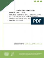 Constitucionalismo deliberativo