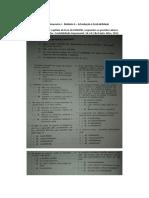 Gestão Financeira I - Prévia 1