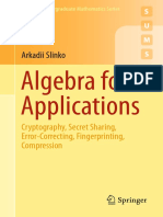 Algebra for application.pdf