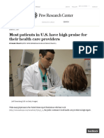 Most Patients in U.S