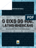 O Eixo do Mal Latino-Americano - Heitor de Paola.epub