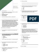 Prueba Diagnostica 1 p