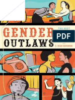 Kate Bornstein S Bear Bergman-Gender Outlaws the N