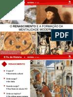 Renascimento fio da historia
