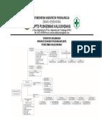 Struktur Organisasi Ukp Klg