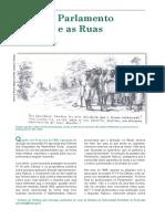 Acervo Histórico – O Parlamento e as Ruas