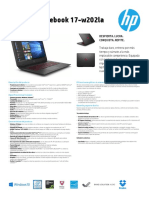 Descripcion PDF HP