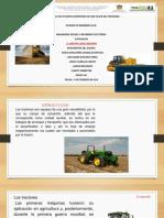 Exposicion de Tractores y Buldozers