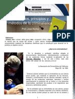 Concepto Principios y Metodos de La Criminalistica (1)