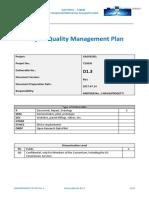 D1.3 Quality Management Plan