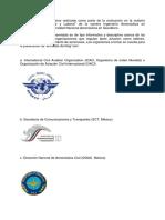 Organismo Que Regula El Tráfico Aéreo.