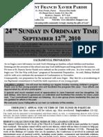 Sept 12