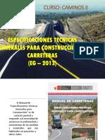 02.00 Especificaciones Generales Para Construcción de Carreteras