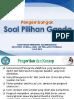 2. Penyusunan Soal Pg(1)