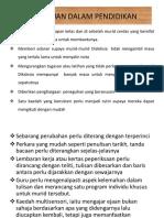 Keperluan Dalam Pendidikan (Diksleksia)