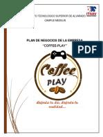 Guía Plan de Negocios Coffee Play
