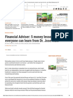 Financial Adviser_ 5 Money Lessons Everyone Can Learn From Dr