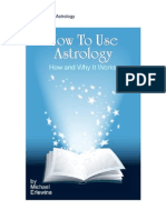 How to Use Astrology Part.1