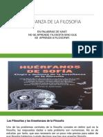 ENSEÑANZA DE LA FILOSOFIA.pptx