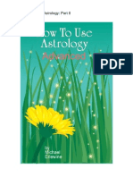 How to Use Astrology Part.2