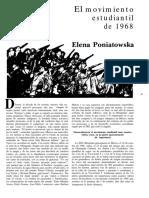 6. Poniatowska El Mov Est de 1968,.pdf
