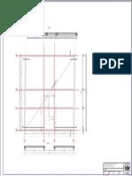 1. Plan oplate AB ploče POS 400 +8,00m Dzenis Demic