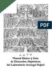 Manual Basico y Guia de Elementos Alquimicos
