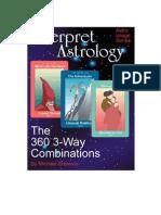 Interpret Astrology Three Way Combinations