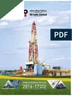 Oil Annual Report 16 17