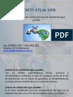 Decreto 475.1998