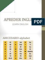 Apreder Ingles