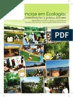 Vivências em Ecologia, 2012