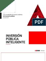 Ponencia Invierte.pe Funcionario Del Mef