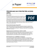 Proxim ORiNOCO Wireless Adapter WPA Support White Paper